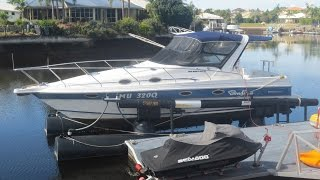 Mustang 3400 Sports Cruiser for sale Gold Coast Queensland Australia