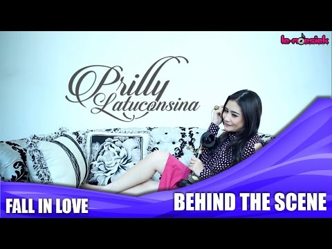 Prilly Latuconsina - Fall In Love [ Behind The Scene]