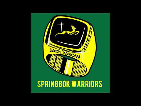 Jack Parow – Springbok Warriors