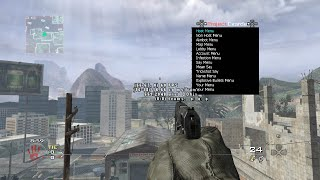 [Mw2/CFG] Project Cxarde Mod Menu with DEX Aimbot, Name Changer and Explosive Bullets by ItsCxarde