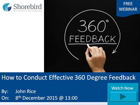 How to Conduct an Effective 360 Degree Feedback Debrief