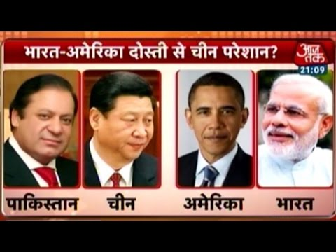 Obama visit: China worried about India-US friendship?