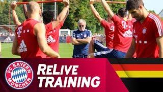 ReLive | FC Bayern Training @ Säbener Straße