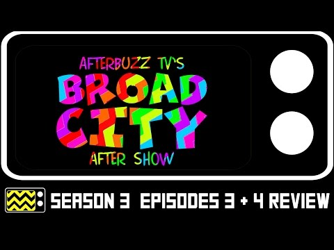 Broad City Season 3 Episodes 3 & 4 Review & After Show | AfterBuzz TV