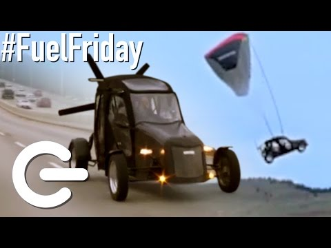 real flying car  the gadget show fuelfriday