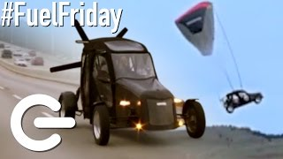 Real flying car - the gadget show #fuelfriday