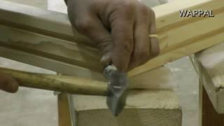 Fa nyílászáró / Wooden window / Tamplarie lemn