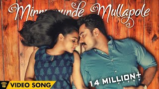 Minnunnunde Mullapole Official Song HD I Tharangam I Tovino Thomas I Santhy Balachandran