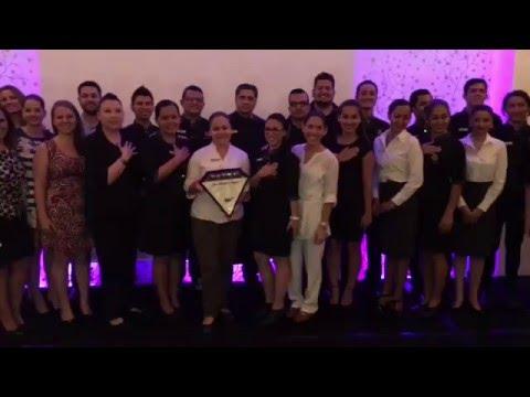 Hotel Mousai gana el premio AAA 5 Diamantes Award