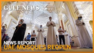 UAE mosques reopen with new Covid-19 regulations