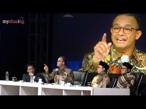 """Bijaknya Anies Baswedan di ILF: """"Tidak Mungkin Membangun Persatuan dalam Ketimpangan"""""""