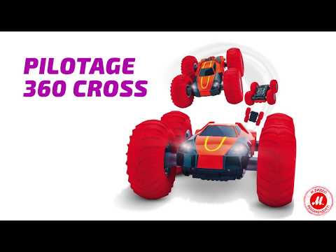 """Радиоуправляемая машина Pilotage """"360 Cross"""" 1:10"""