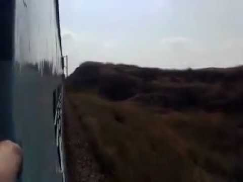 58502 Kirandul-VSKP Passenger speeding over Kolab River(rare capture)
