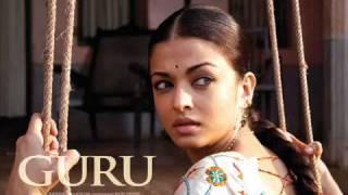 tere bina from guru original song best quality