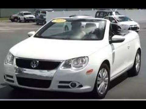 2010 Volkswagen EOS Komfort - at Park Auto Mall in Pinellas Park !