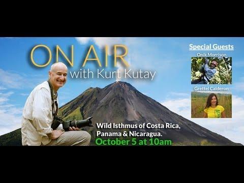 On Air: Wild Isthmus of Costa Rica, Panama & Nicaragua