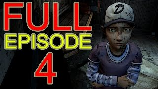 Repeat youtube video The Walking Dead Game Season 2 Episode 4 PART 1 FULL EPISODE 4 let's play gameplay - no commentary
