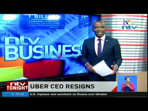 Uber CEO resigns resigns following shareholders pressure