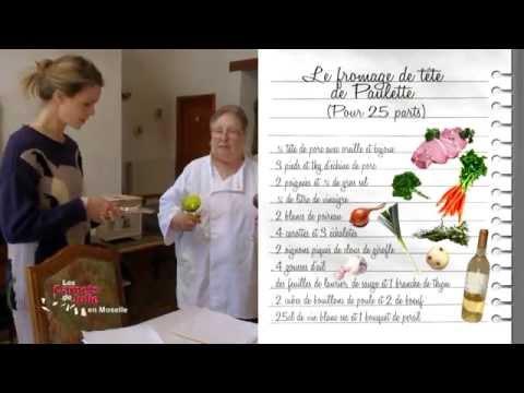 Recette : fromage de tête - Les carnets de Julie