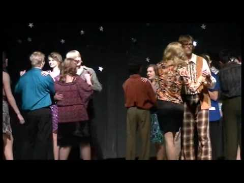 """Disco Inferno Musical Act 1 - Highwood High School, A """"Showtime!"""" Production 2011"""