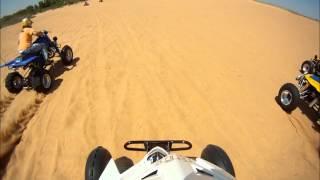 Built LTR 450 Little Sahara Sand Drags 5-12-12