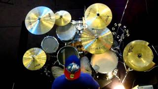 Lose Yourself Drum Cover - Eminem (REtracked)
