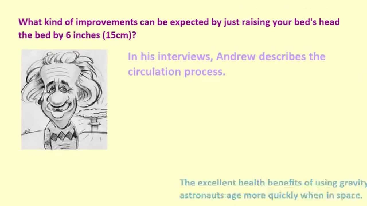 Inclined Bed Therapy Review [2] - YouTube