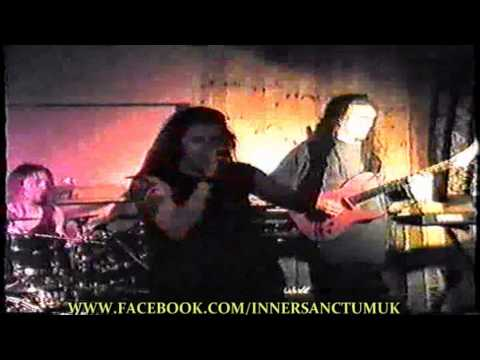 INNER SANCTUM 'VOICE FOR INSECURITY'  LIVE SHUNTERS 1995