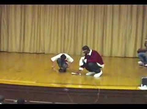 Fort Dearborn Talent Show #1 - DrumLine Floor