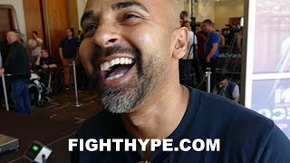 "DAVE COLDWELL BUSTS OUT LAUGHING AT ADRIEN BRONER; EXPLAINS WHY ""HE LOST SOME COOL POINTS"""