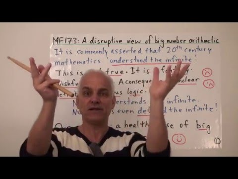 A disruptive view of big number arithmetic | Data structures in Mathematics Math Foundations