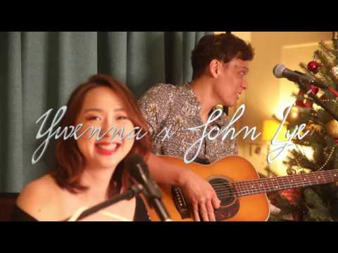 This Christmas by Donny Hathaway | cover by Ywenna & John Lye