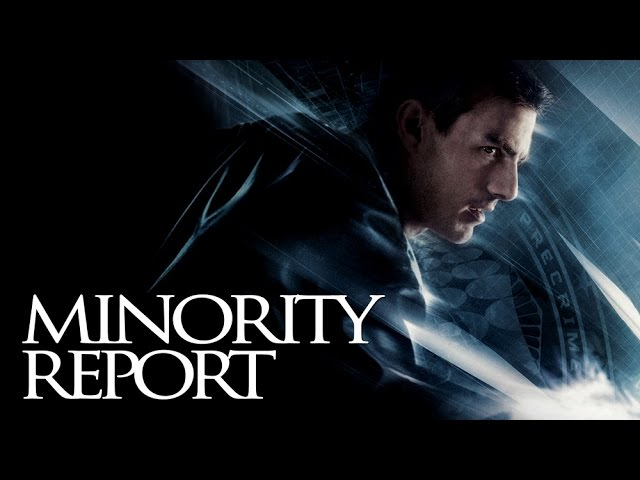 Minority Report - Trailer HD deutsch
