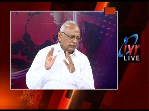 Editors Time With Chief Editor IVR|| Babu Gogineni|| US Elections|| Mahaa News|| Part-1