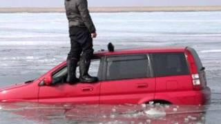 Особенности зимней рыбалки. Владивосток.