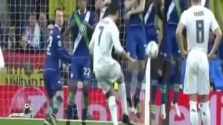Real Madrid vs Wolfsburg 30 All Goals Highlights 2016 HD