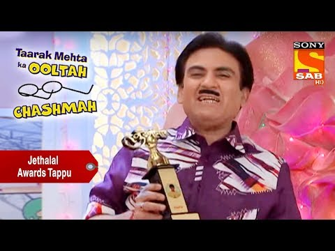 Jethalal Awards Tappu For His Bad work | Taarak Mehta Ka Ooltah Chashmah