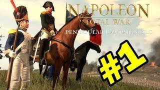 napoleon Total War Peninsular Campaign France Part 1