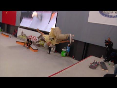 International Skateboarding Open Qualifiers   TransWorld SKATEboarding