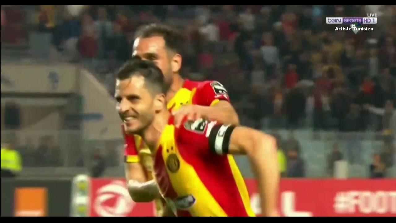 CL 2019 Espérance Sportive de Tunis vs Horoya AC vs (2-0) - Les buts du Match 08-03-2019