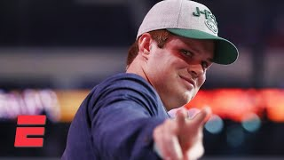 Rex Ryan says its 'great' the Jets traded Sam Darnold 👀 | Bart & Hahn