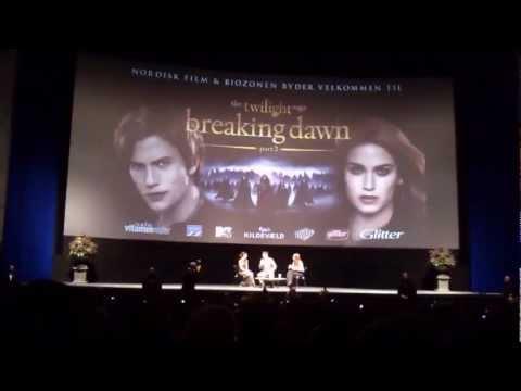 Breaking Dawn Part 2 - Interview with Nikki Reed & Jackson Rathbone