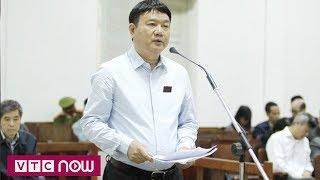 Xử phúc thẩm bị cáo Đinh La Thăng   VTC1