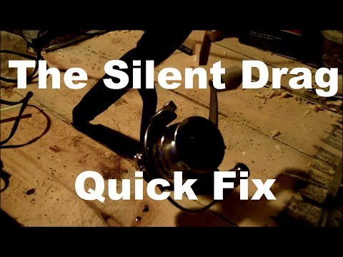How To: Silent Drag Quick Fix