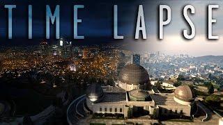 GTA V (PC) Time-Lapse: A Living World