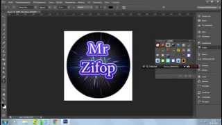 Видео-урок по Photoshop.Как сделать свое лого?(Ставь лайк если помог тебе моим видео:) Вот ссылка на группу в ВКонтакте http://vk.com/mr.zifop. С сожаленью я не смонти..., 2015-03-27T17:57:53.000Z)