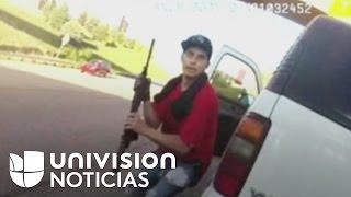 Cámara corporal registra la rápida reacción de un alguacil frente a un ataque con fusil en Colorado