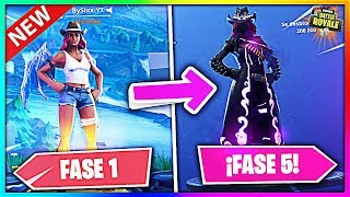 HOW TO UNLOCK FREE SKIN CALAMITY TO MAXIMUM in Fortnite: Battle Royale - BySixx