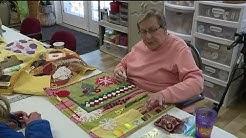 Creating 'Fidget Quilts' to Help Alzheimer's Patients