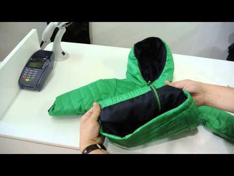 GUSTI Куртка для мальчика GSB 6111 GREEN